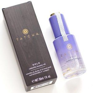 ⭐TATCHA Gold Camellia Beauty Oil - NIB SEALED $95